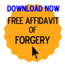 Free Affidavit of Forgery Form
