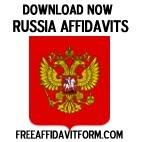Free Russia Affidavit Forms